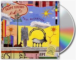MCCARTNEY PAUL: EGYPT STATION-GREEN BAND VERSION DELUXE CD