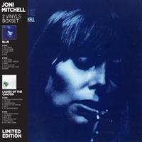 MITCHELL JONI: BLUE / LADIES OF THE CANYON 2LP