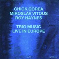 COREA CHICK: TRIO MUSIC, LIVE IN EUROPE (FG)