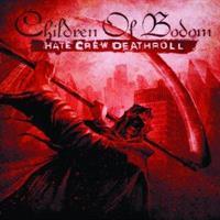 CHILDREN OF BODOM: HATE CREW DEATHROLL-RED 2LP