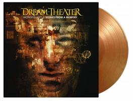 DREAM THEATER: METROPOLIS PT.:SCENES FROM A MEMORY-LIMITED COLOR 2LP