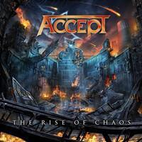 ACCEPT: THE RISE OF CHAOS 2LP
