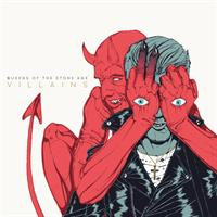 QUEENS OF THE STONE AGE: VILLAINS 2LP