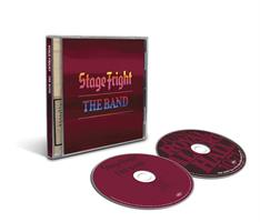 BAND: STAGE FRIGHT-50TH ANNIVERSARY 2CD