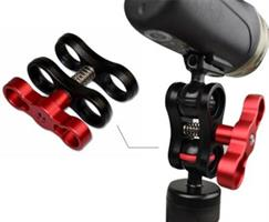 Flex Connect Ball Clamp (for two 25mm balls)