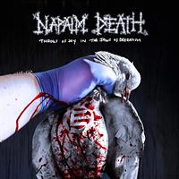 NAPALM DEATH: THROES OF JOY IN THE JAWS OF DEFEATISM-MEDIABOOK CD