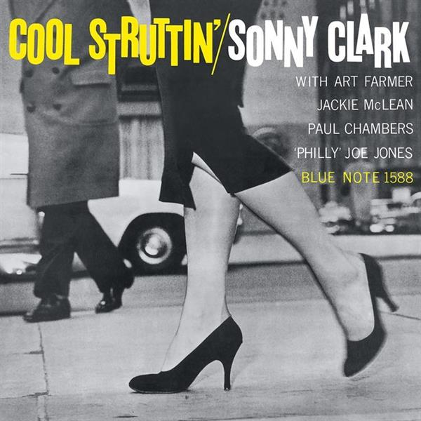 CLARK SONNY: COOL STRUTTIN' (BLUE NOTE CLASSICS) LP