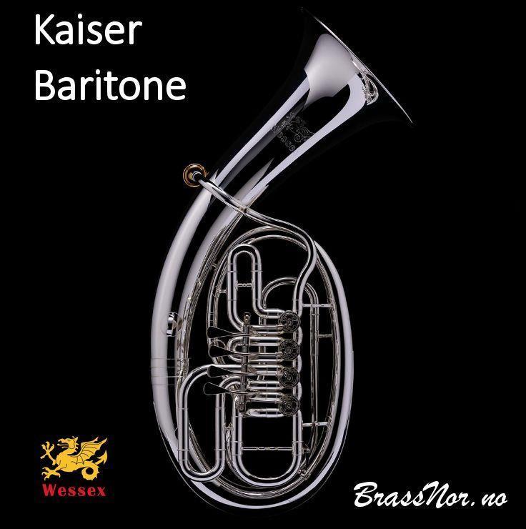 Wessex Kaiser baritone sølv