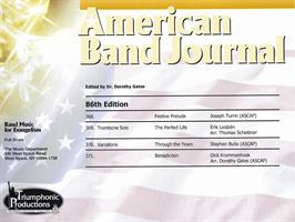AMERICAN BAND JOURNAL no 368 - 371