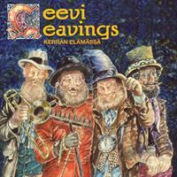 LEEVI & THE LEAVINGS: KERRAN ELÄMÄSSÄ-VÄRI LP
