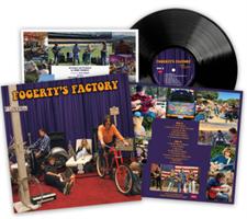 FOGERTY JOHN: FOGERTY'S FACTORY LP