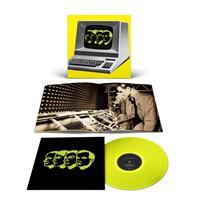 KRAFTWERK: COMPUTER WORLD-YELLOW LP