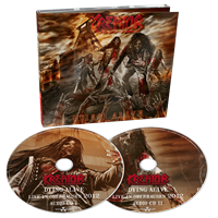KREATOR: DYING ALIVE-LIMITED 2CD