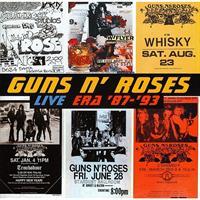 GUNS N' ROSES: LIVE ERA '87-'93 2CD