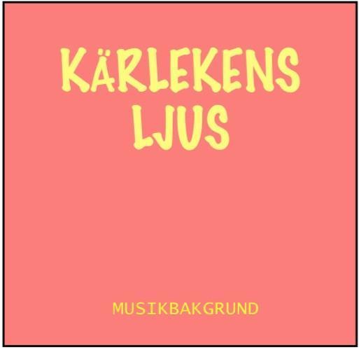 KÄRLEKENS LJUS  -  CD