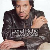 LIONEL RICHIE & THE COMMODORES: THE DEFINITIVE COLLECTION 2CD