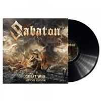 SABATON: THE GREAT WAR-HISTORY EDITION 2LP