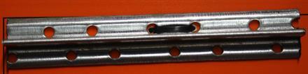 Ohjurilista SINK. 10 x 21 mm x 2500 mm / 50 kpl