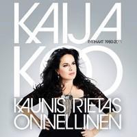 KAIJA KOO: KAUNIS RIETAS ONNELLINEN - PARHAAT 1980-2011 2CD