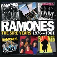 RAMONES: THE SIRE YEARS 1976-1981 6CD