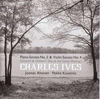 IVES, CHARLES/KUUSISTO PEKKA: CONCORD SONATA (FG)
