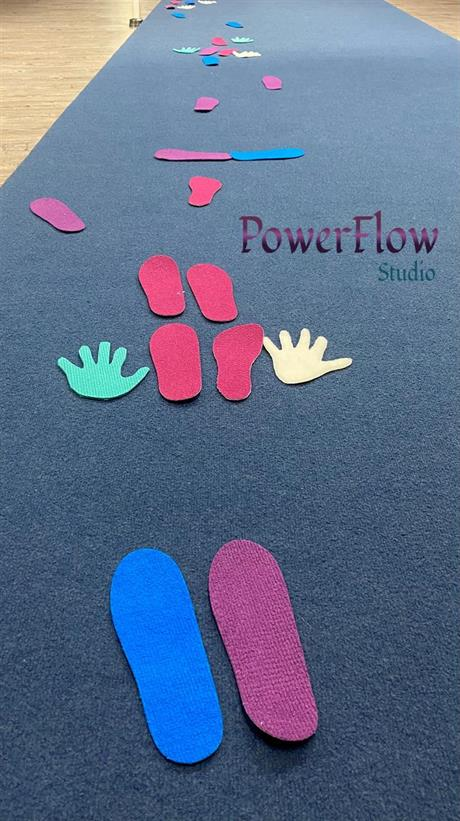 PowerFlow Studion kevätnäytös la 29.5.2021 klo 11.00-11.30