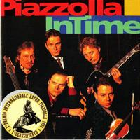 PIAZZOLLA IN TIME-KÄYTETTY CD