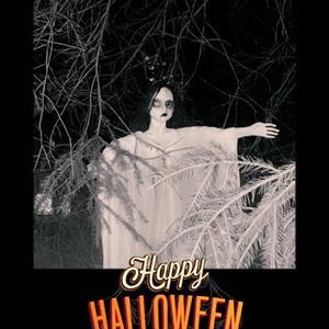Halloween på Rosenlitunet (barn)
