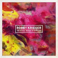 KRIEGER ROBBY: THE RITUAL BEGINS AT SUNDOWN-LTD. YELLOW LP