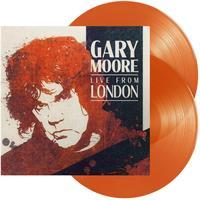 MOORE GARY: LIVE FROM LONDON-LTD. EDITION ORANGE 2LP