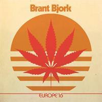 BJORK BRANT: EUROPE '16 2LP