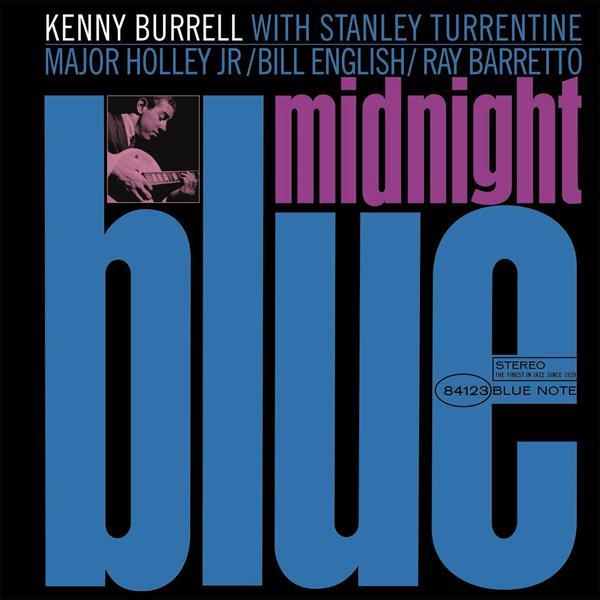 BURRELL KENNY: MIDNIGHT BLUE LP (BLUE NOTE CLASSICS)