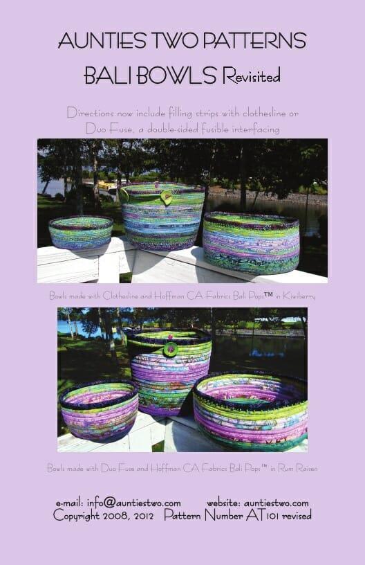 Bali bowls