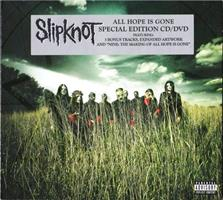 SLIPKNOT: ALL HOPE IS GONE-SPECIAL EDITION CD+DVD