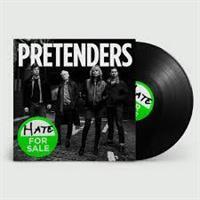 PRETENDERS: HATE FOR SALE LP