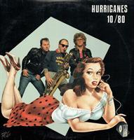 HURRIGANES: 10/80-RED LP