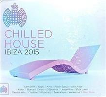 MINISTRY OF SOUND: CHILLED HOUSE IBIZA 2015 2CD