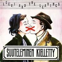 LEEVI & THE LEAVINGS: SUUTELEMINEN KIELLETTY-KÄYTETTY CD