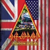 DEF LEPPARD: LONDON TO VEGAS 4CD+2DVD