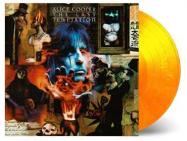COOPER ALICE: THE LAST TEMPTATION-LIMITED COLOURED LP