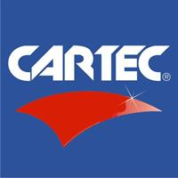 Cartec tarra Logo 8x8cm