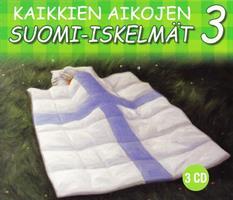 KAIKKIEN AIKOJEN SUOMI-ISKELMÄT 3 3CD