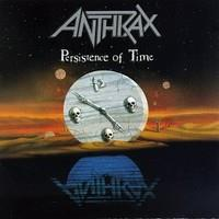 ANTHRAX: PERSISTENCE OF TIME LP