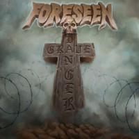 FORESEEN: GRAVE DANGER-GREEN LP
