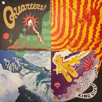 KING GIZZARD AND THE LIZARD WIZARD: QUARTERS! LP