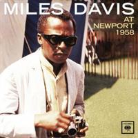 DAVIS MILES: AT NEWPORT 1958