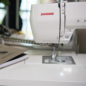 Janome: Decor Computer 6050