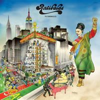 ANTIBALAS: FU CHRONICLES LP