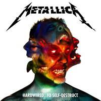 METALLICA: HARDWIRED...TO SELF-DESTRUCT 3LP+CD BOX SET