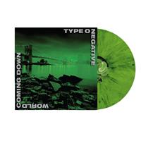 TYPE O NEGATIVE: WORLD COMING DOWN-LIMITED GREEN 2LP